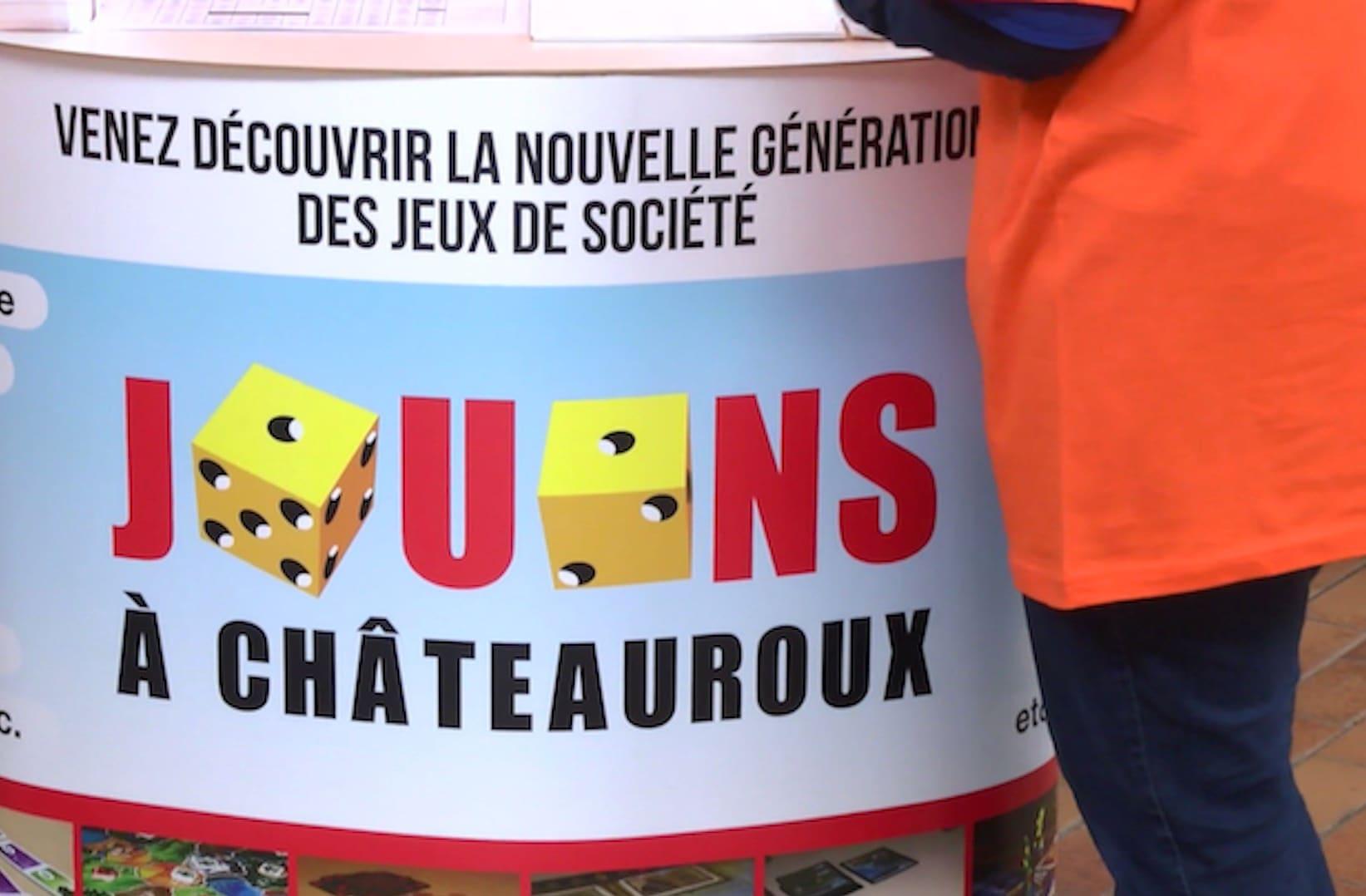 Les 24 h du jeu à Châteauroux