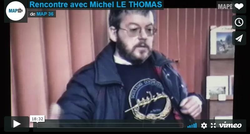 Rencontre avec Michel LE THOMAS