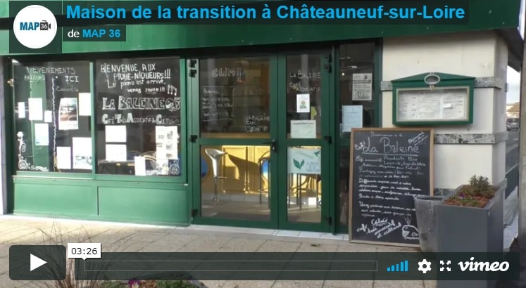 Une maison de la transition