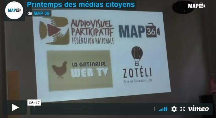 Le printemps des médias citoyens