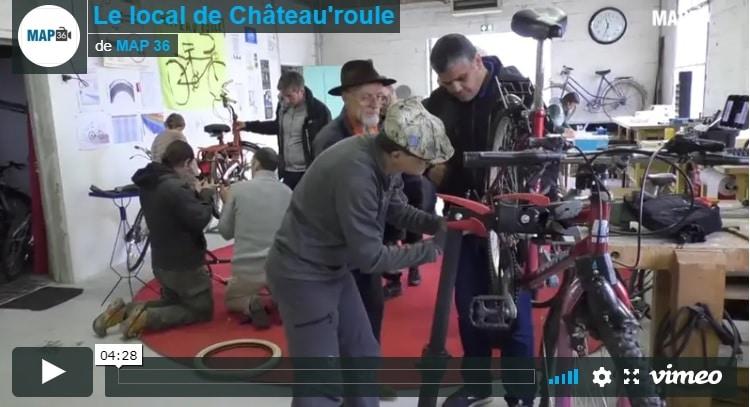 Château'roule a son local