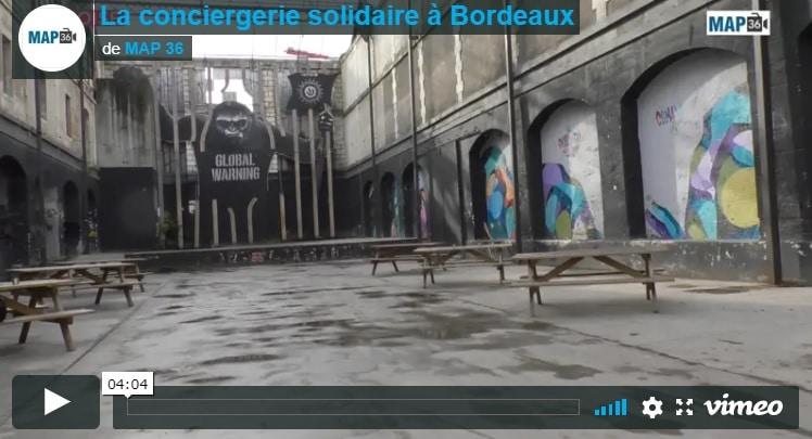 La conciergerie solidaire à Bordeaux