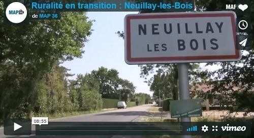 Ruralité en transition : Neuillay les Bois
