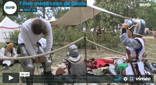Les Médiévales de Déols