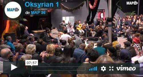 Les rencontres d'Oksyrian