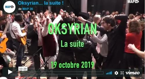 Oksyrian… la suite…