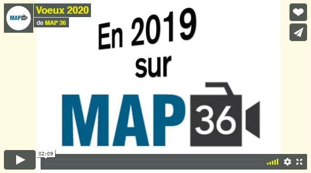 Voeux 2020 de MAP36