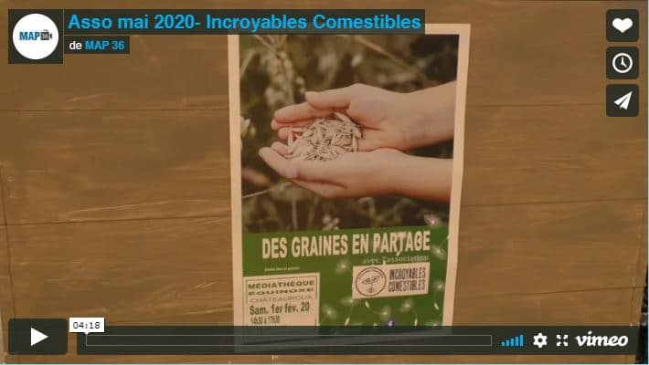 Asso : Incroyables Comestibles