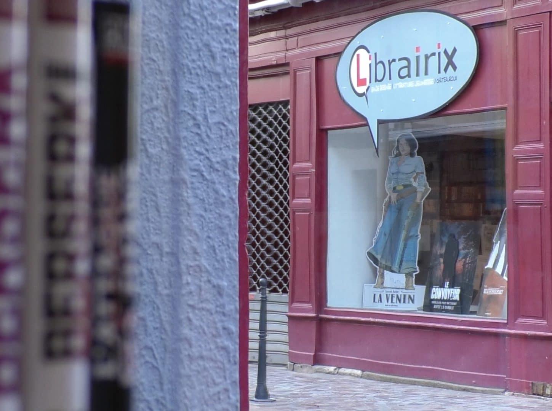 Librairix gagne en espace