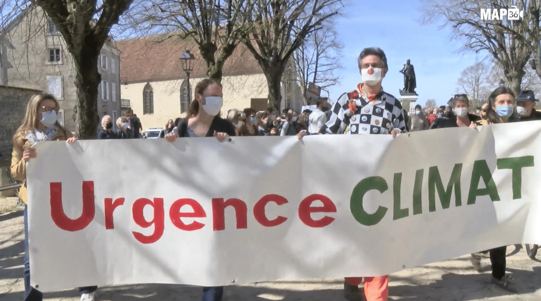 Marche pour une vraie loi sur le climat