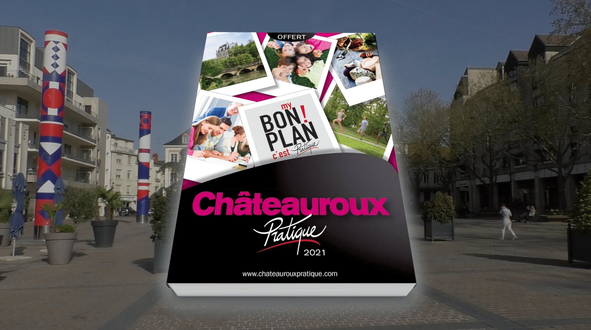 Châteauroux Pratique